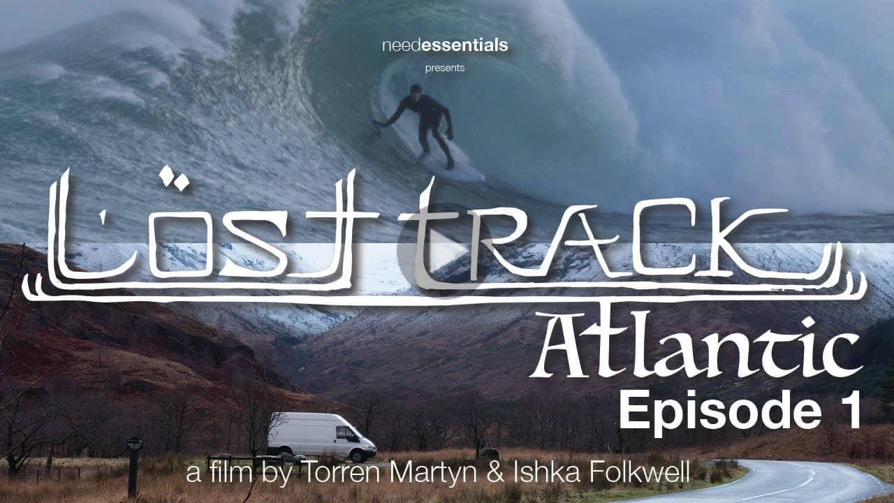 Lost Track Atlantic Surf Film