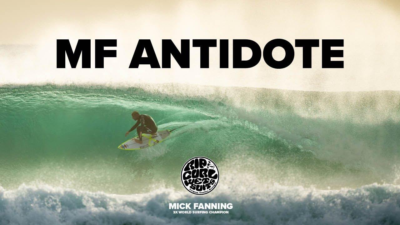 Mick Fanning MF Anitdote