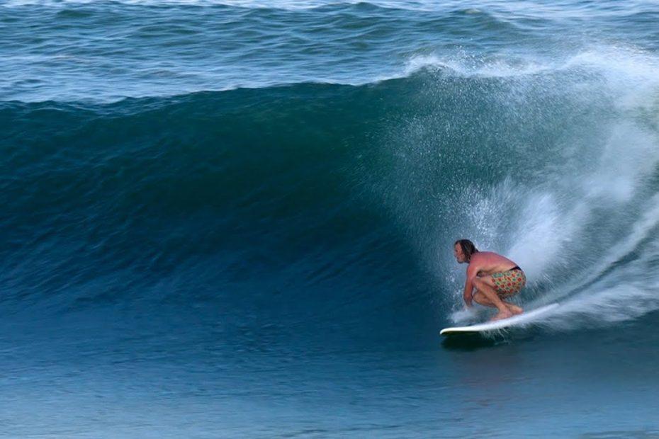 Hurricane Henri Surfing