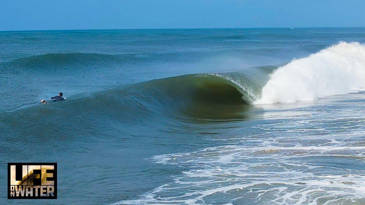 summer east coast barrels