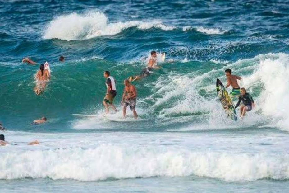 Surfing Wipeouts