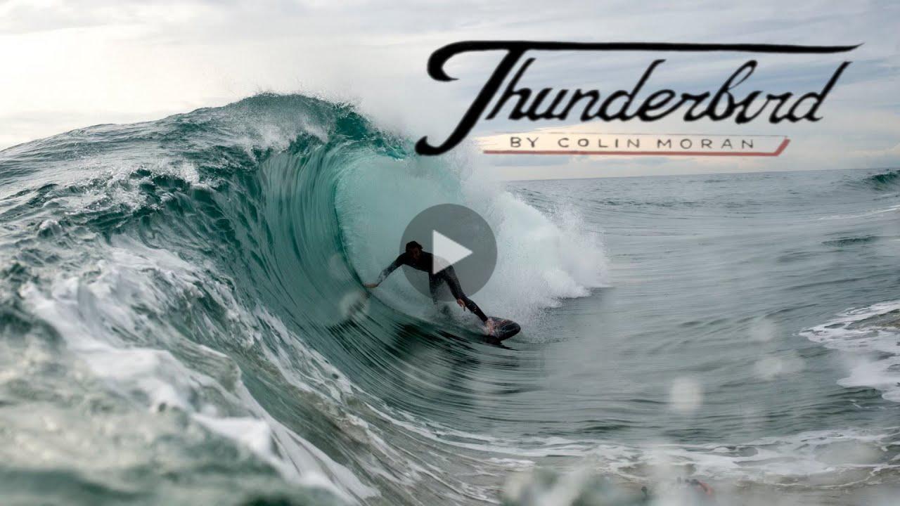Thunderbird Colin Moran