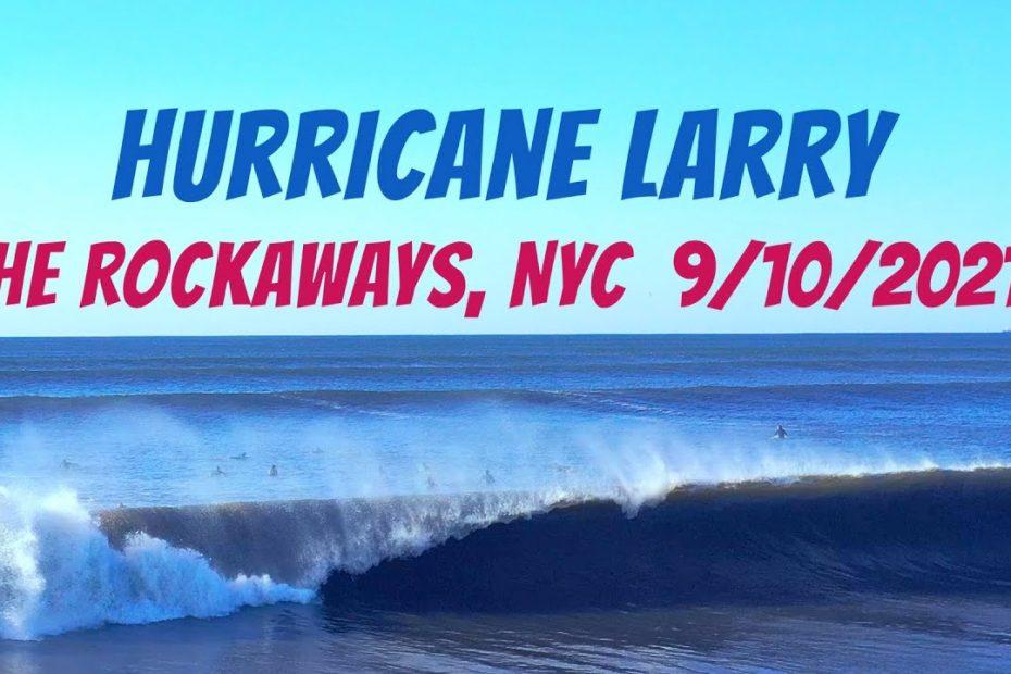 rockaway nyc hurricane larry
