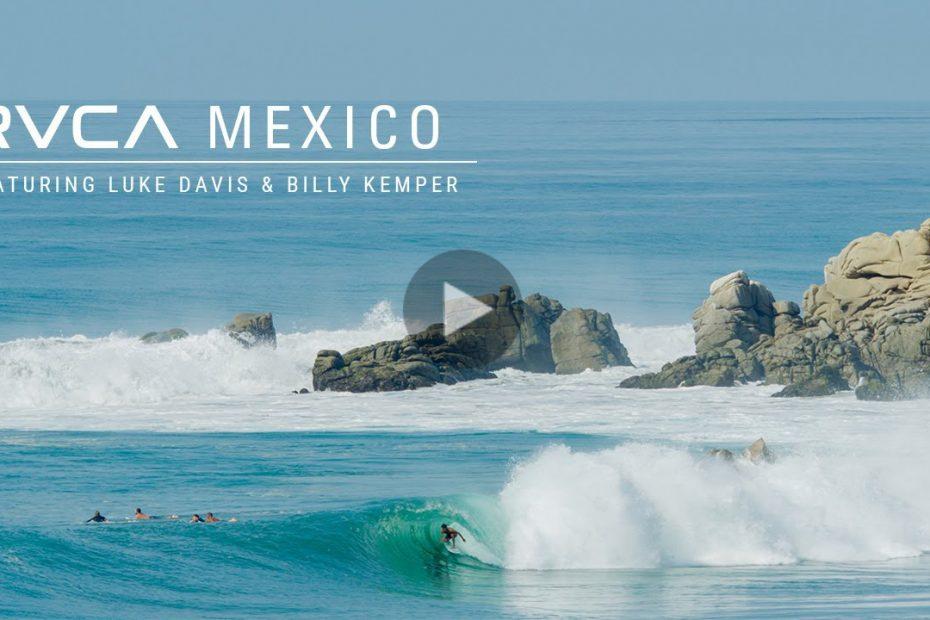 RVCA Mexico Surf