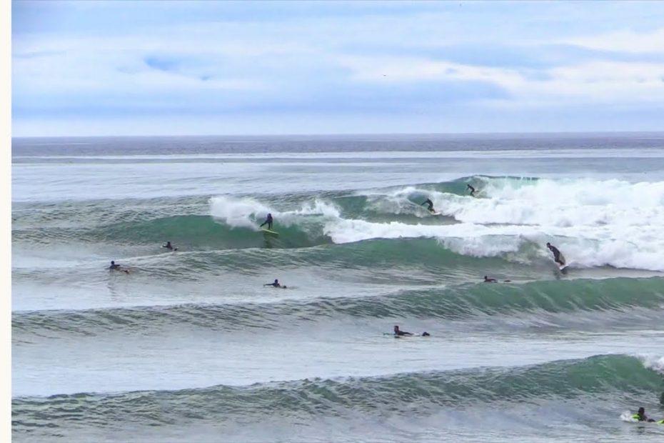 Waves at Rincon California